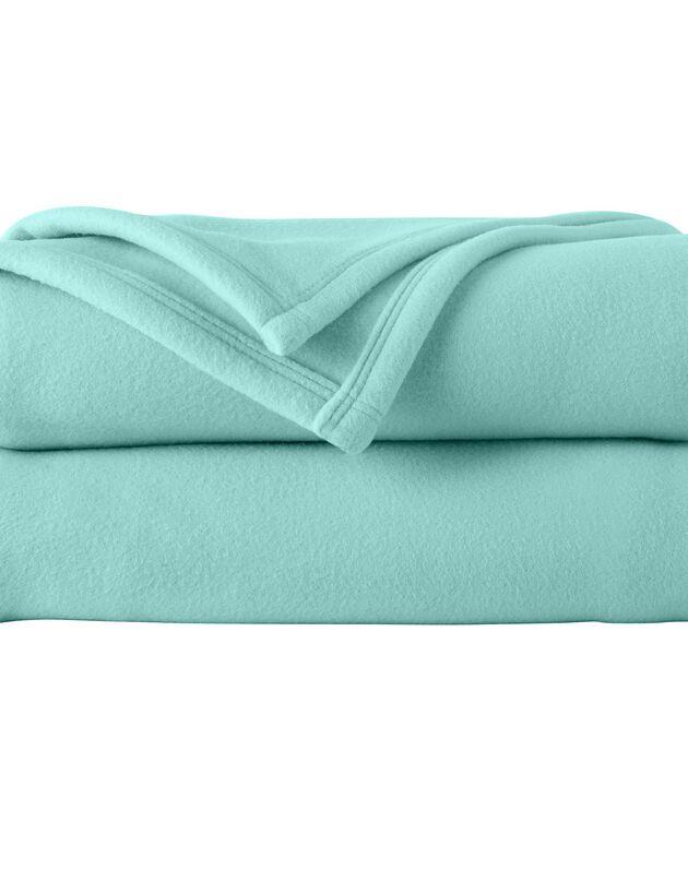 Deken in Thermotec® fleece 350g/m2, laguneblauw, hi-res