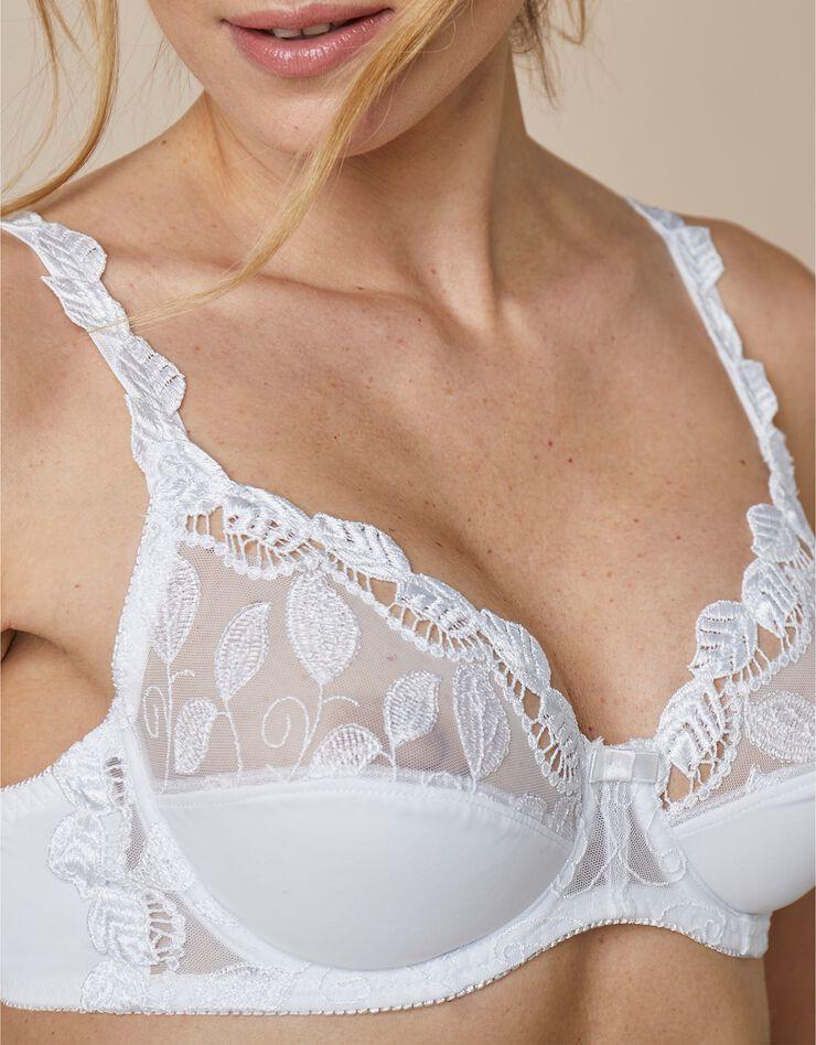 Soutien-gorge microfibre Rima - avec armatures, blanc, hi-res image number 2