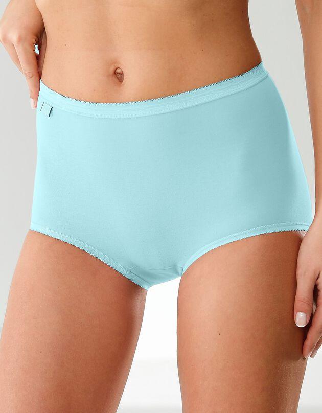Culotte maxi Basic - lot de 3, pastel, hi-res