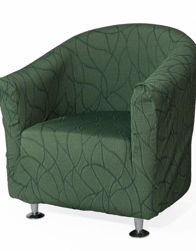"""Housse fauteuil cabriolet """"Alexia"""", vert, hi-res"""