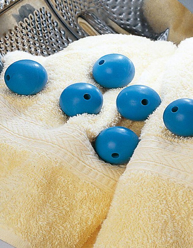 Balle de lavage - lot de 6, bleu, hi-res