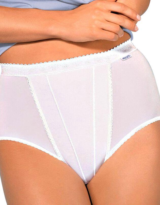Culotte maxi Control - lot de 2, 2 blanc, hi-res